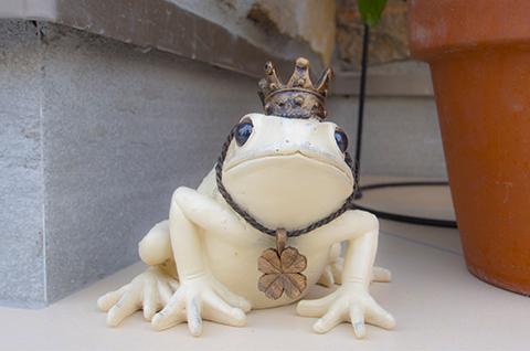 カエルの王子様