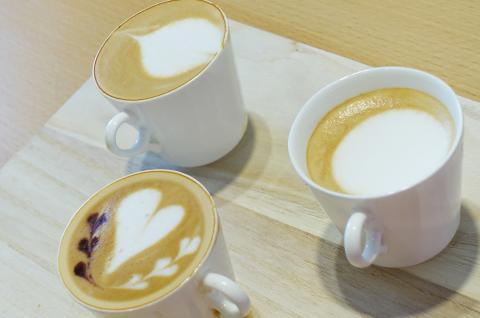 16-バリスタさんのコーヒー