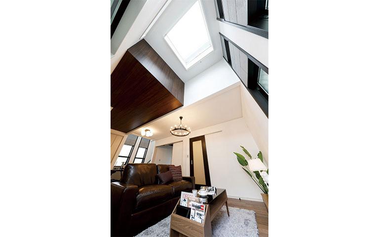 「光あふれる暮らし」が叶う!天窓のある家づくり
